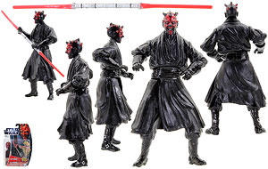 Darth Maul (MH15) - SW [TPM 3D] - Movie Heroes