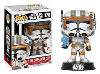 Walgreens Exclusive Clone Commander Cody Funko Pop In Stock Jedi Temple Archives