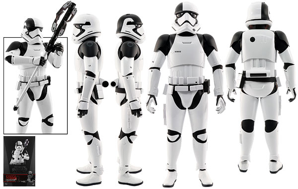 Executioner Trooper (MMS428) - Hot Toys - Sixth Scale Figures