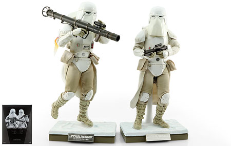 Snowtroopers (VGM025) - Hot Toys - Sixth Scale Figures