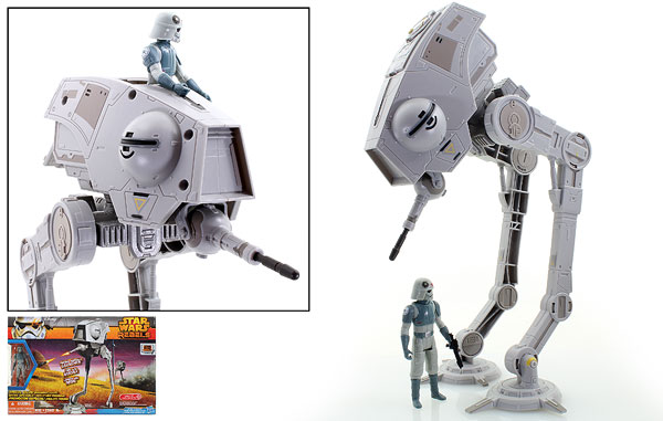 AT-DP & Driver - Star Wars Rebels - Vehicles
