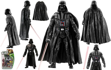 Darth Vader (MH01) - Star Wars [Yoda/Attack of the Clones] - Movie Heroes