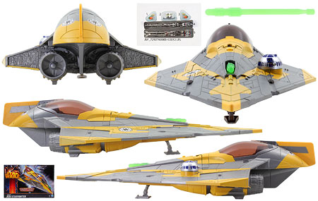 Anakin's Jedi Starfighter - Star Wars [Darth Vader/Revenge of the Sith] - Vehicles