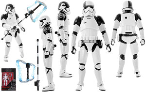 "First Order Stormtrooper Executioner - The Black Series [Phase III] - 3.75"" Figures"