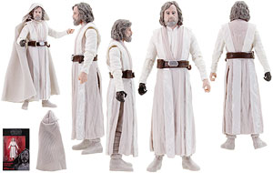 "Luke Skywalker (Jedi Master) - The Black Series [Phase III] - 3.75"" Figures"