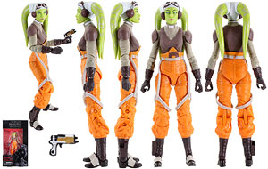 Hera Syndulla (42) - The Black Series [Phase III]