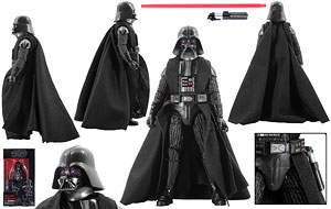 Darth Vader (43) - The Black Series [Phase III] - 6 Inch Figures