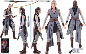 Rey (Jedi Training) (44) - The Black Series [Phase III]
