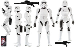 Stormtrooper (48) - The Black Series [Phase III] - 6 Inch Figures