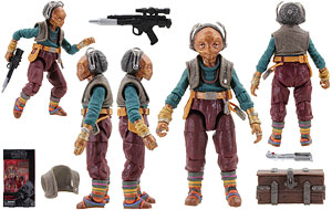 Maz Kanata (49) - The Black Series - 6 Inch Figures