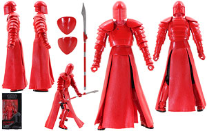 Elite Praetorian Guard (50) - The Black Series - 6 Inch Figures