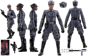 Finn (First Order Disguise) (51) - The Black Series [Phase III] - 6 Inch Figures