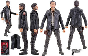 Captain Poe Dameron (53) - The Black Series [Phase III] - 6 Inch Figures