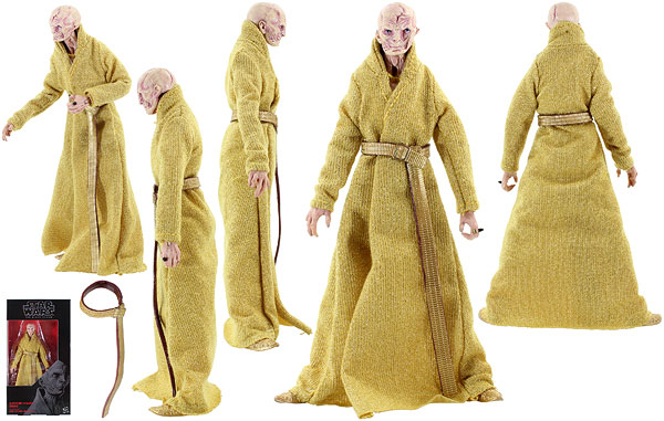 Supreme Leader Snoke (54) - The Black Series - 6-Inch Figures