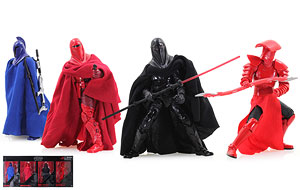 Guardians of Evil 4-Pack - The Black Series [Phase III] - 6 Inch Figures