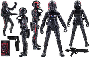 Inferno Squad Agent - The Black Series - Exclusives