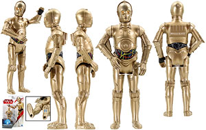 C-3PO - Star Wars [The Last Jedi]