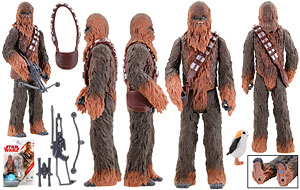 Chewbacca - Star Wars [The Last Jedi]