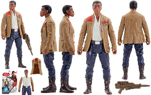 Finn (Resistance Fighter) - Star Wars [The Last Jedi] - Basic Figures