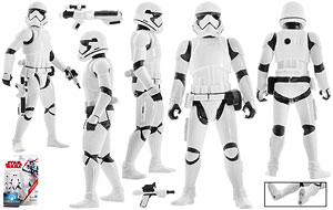First Order Stormtrooper - Star Wars [The Last Jedi] - Basic Figures