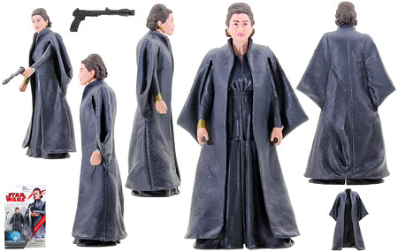 General Leia Organa - Star Wars [The Last Jedi] - Basic Figures