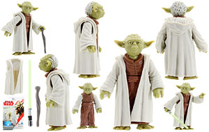 Yoda - Star Wars [The Last Jedi] - Basic Figures