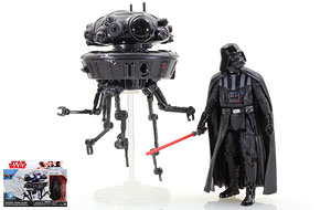 Imperial Probe Droid/Darth Vader - Star Wars [The Last Jedi] - Deluxe Figures
