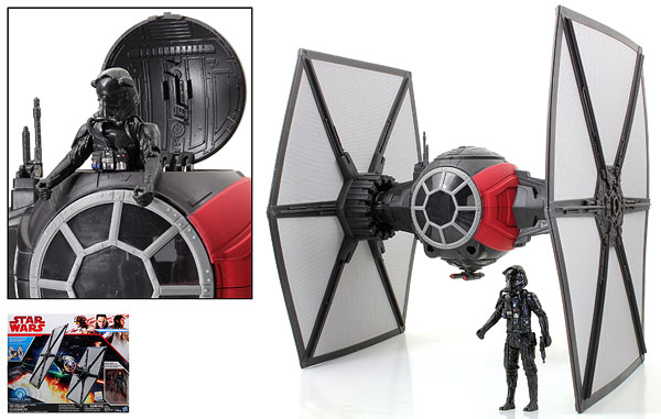 First Order Special Forces TIE Fighter - Star Wars [The Last Jedi] - Vehicles