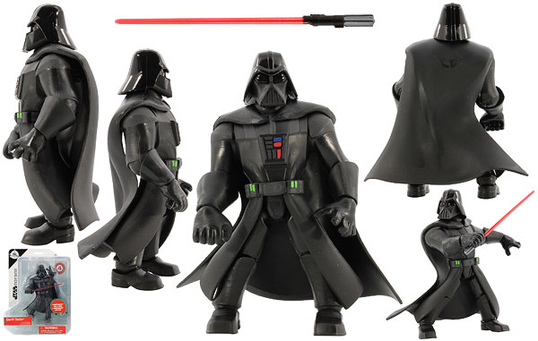 Darth Vader (4) - Disney Store - Star Wars Toybox
