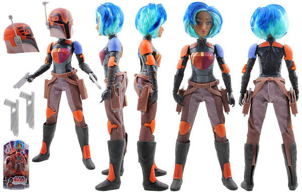 Sabine Wren - Forces of Destiny