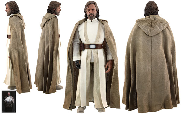 Luke Skywalker - Hot Toys - Sixth Scale