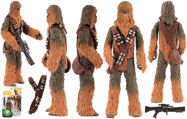 Chewbacca - Star Wars [Solo] - Basic Figures