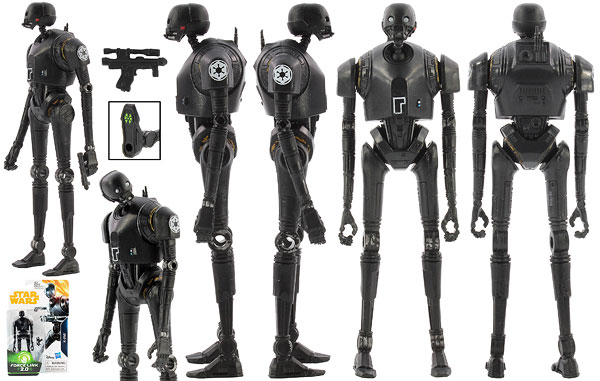 K-2SO - Star Wars [Solo] - Basic Figures