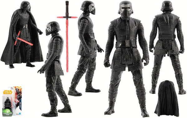 Kylo Ren - Star Wars [Solo] - Basic Figures