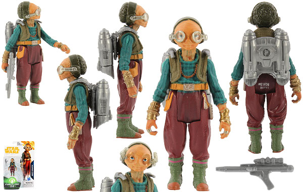 Maz Kanata - Star Wars [Solo] - Basic Figures