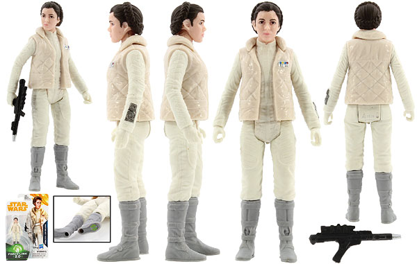 Princess Leia Organa - Star Wars [Solo] - Basic Figures