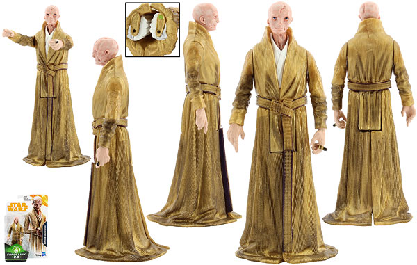 Supreme Leader Snoke - Star Wars [Solo] - Basic Figures