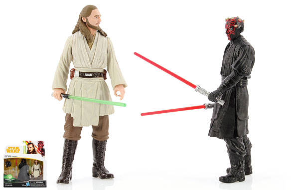Darth Maul/Qui-Gon Jinn - Star Wars [Solo] - Two-Packs
