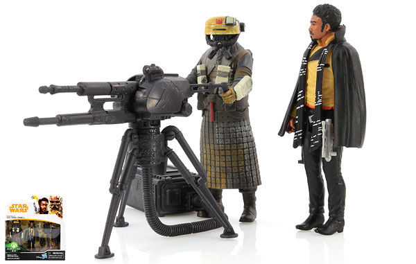 Kessel Guard/Lando Calrissian - Star Wars [Solo] - Two-Packs