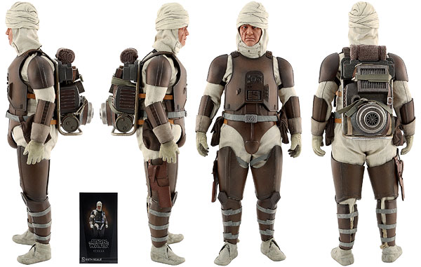 Dengar - Sideshow Collectibles - Sixth Scale Figures