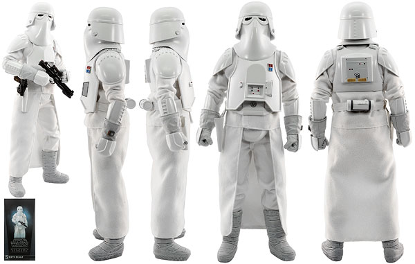 Snowtrooper Commander - Sideshow Collectibles - Sixth Scale Figures