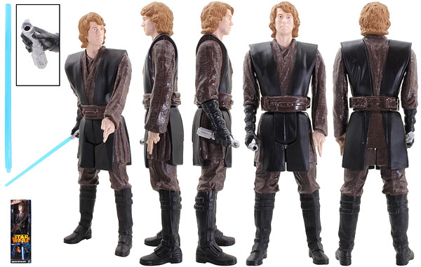 Anakin Skywalker - Star Wars [Darth Vade/Revenge of the Sith] - 12-Inch Figures