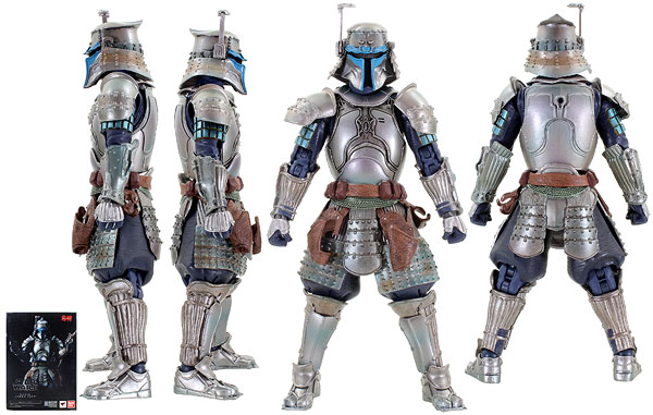 Ronin Jango Fett - Tamashii Nations - Meisho Movie Realization