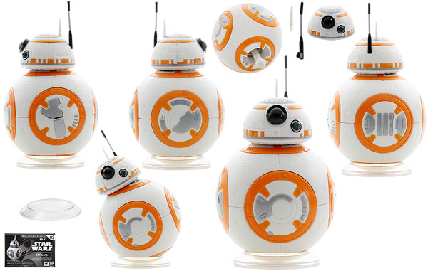 BB-8 - Tamashii Nations - S.H. Figuarts
