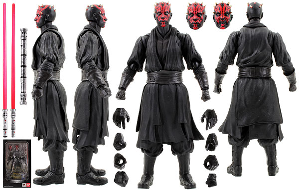 Darth Maul - Tamashii Nations - S.H. Figuarts