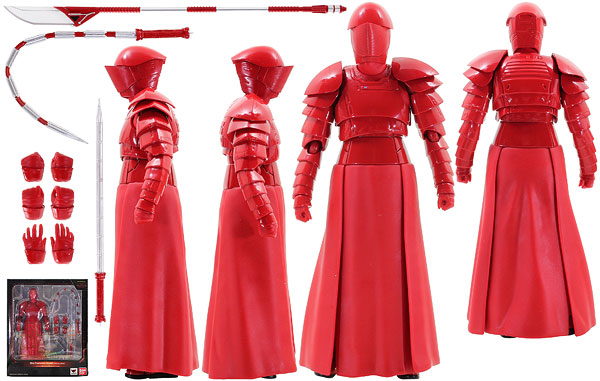 Elite Praetorian Guard (With Heavy Blade) - Tamashii Nations - S.H. Figuarts