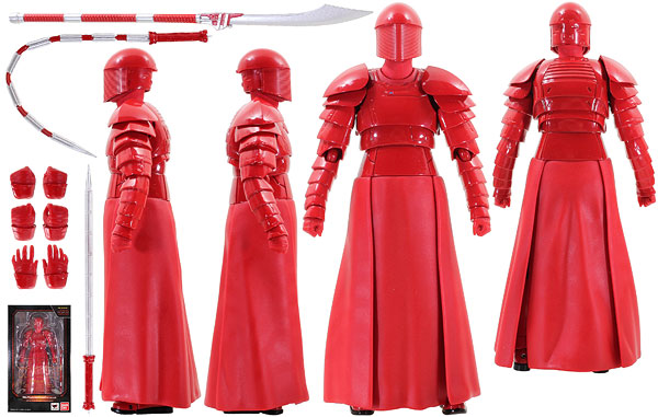 Elite Praetorian Guard (With Whip-Staff) - Tamashii Nations - S.H. Figuarts