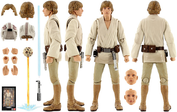 Luke Skywalker (A New Hope) - S.H. Figuarts