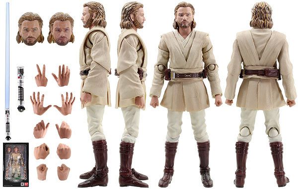 Obi-Wan Kenobi (Attack of the Clones) - Tamashii Nations - S.H. Figuarts
