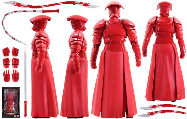Elite Praetorian Guard (With Double Blade) - Tamashii Nations - S.H. Figuarts